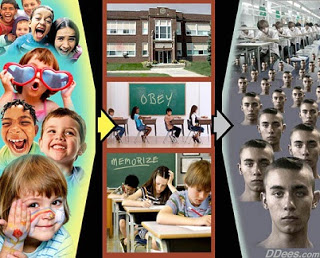 "American Education"" Teach the Children War"