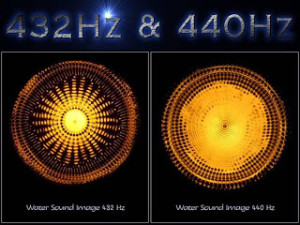 440hz Music - Conspiracy to Detune Good Vibrations from Nature's 432hz