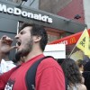 Fast-food workers call for a nationwide walkout
