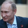 President Vladimir Putin Visits USA House
