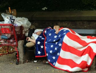 Census Report: Half of Americans Poor or Near Poor