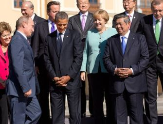 "Globalist Harmony: East-West ""Conflict"" is a Charade"
