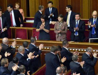 Foreign Bankers Rape Ukraine