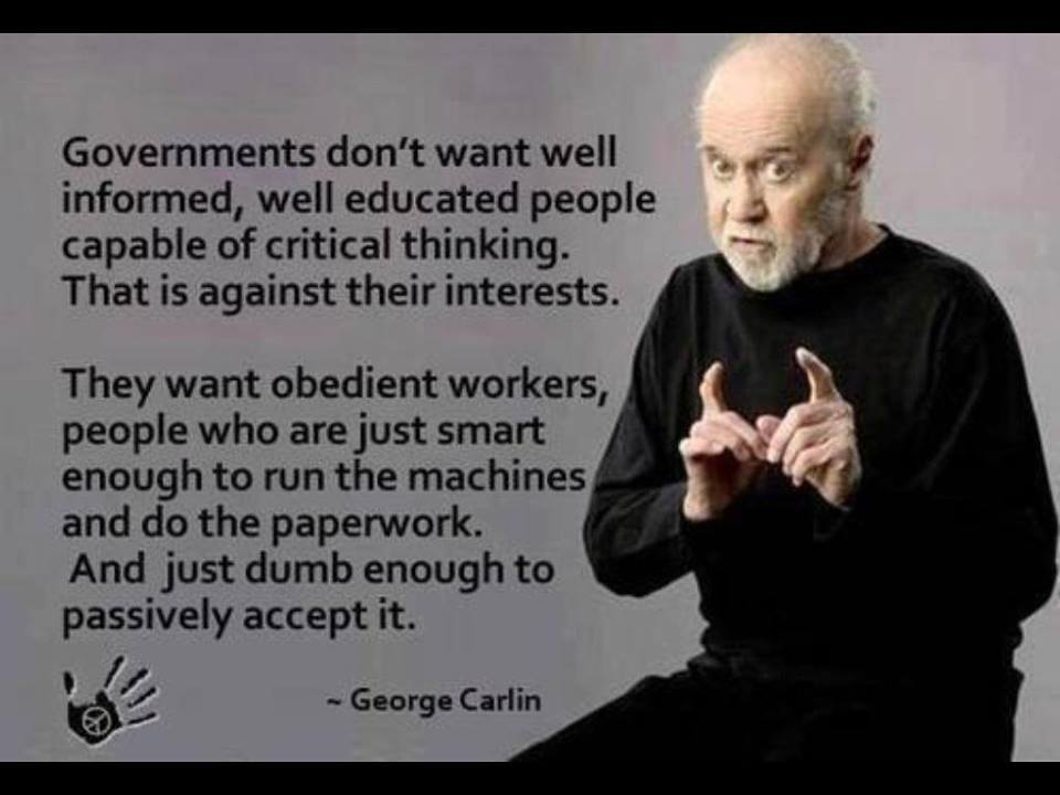 George Carlin Quote On The Ten Commandments: George Carlin Quote 6