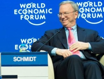 Davos Elite Predict End of the Internet