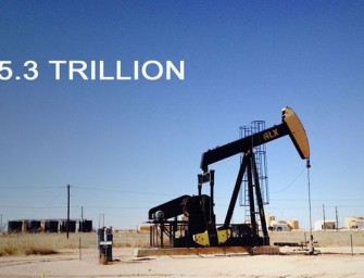 Your Taxes Subsidize Dirty Oil Corporations By $5.3 TRILLION – Report